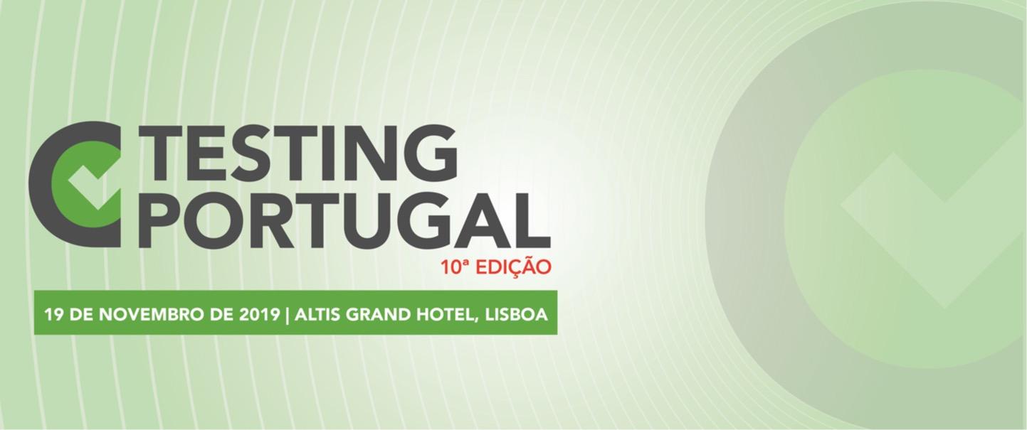 Testing Portugal 2019