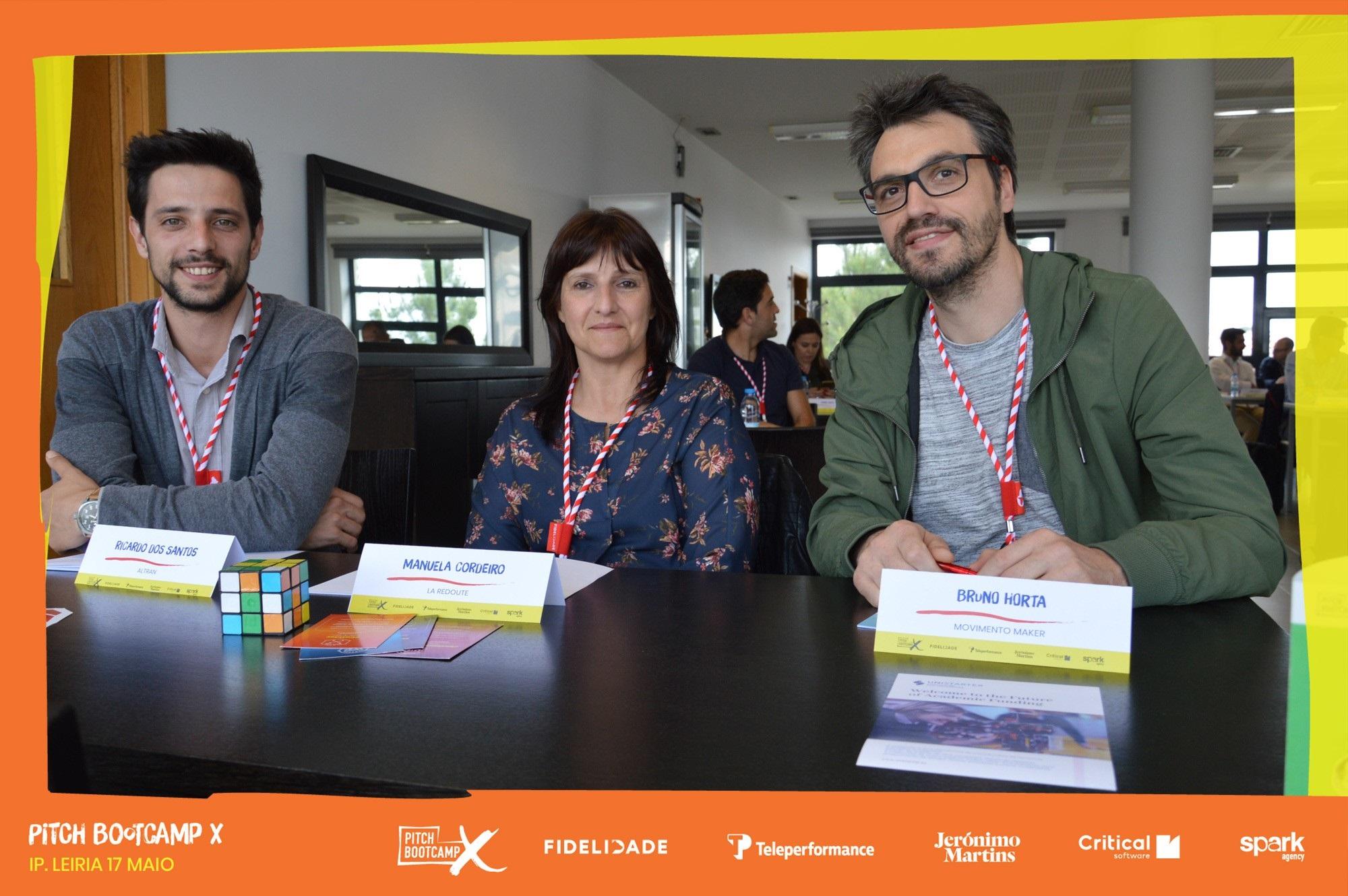 Spark Agency's Pitch Bootcamp @ Instituto Politécnico de Leiria