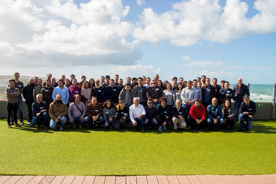 Figure 3: Our Teams in Leiria at a DevOps Event