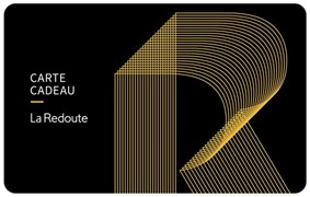 The La Redoute gift card available at La Reboucle